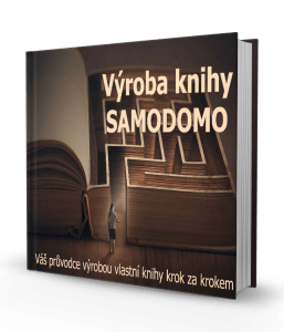"""eBook zdarma """"Výroba knihy SAMODOMO"""""""